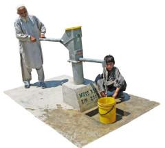 Pumpa na čistou a zdravou vodu