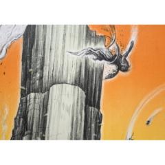 Litografie od Františka Skály