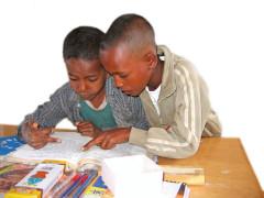 Školní pomůcky pro 10 dětí - již není v nabídce